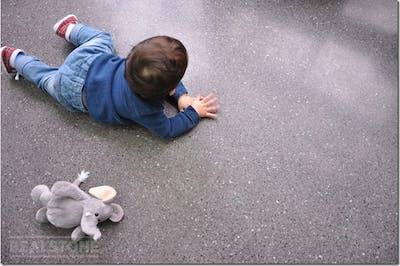 シームレスのビールストンで床を際立たせる